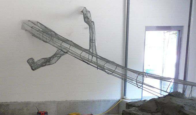 MONKEY-EXHIBIT-Concrete-LOGS-wrap