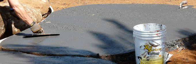 How To Make Lava Stone Driveway Rockmolds Com
