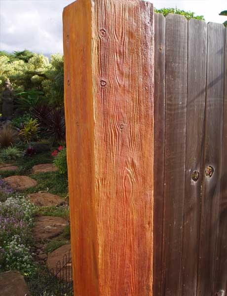 Wood-Veneer-Concrete-block-columns-1-Step-8
