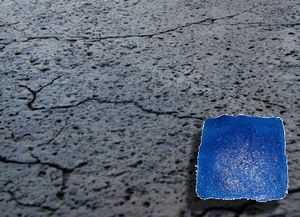 RockMolds CSS4-FG Fractured Granite Seamless Skin Concrete Stamp Set – 4 pc