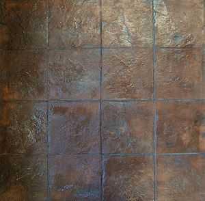 RockMolds CSS8-ITSL Italian Slate Concrete Stamp Set- 8 pc