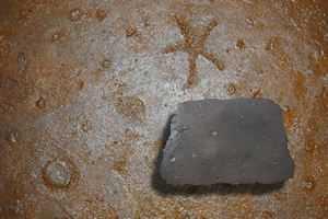 RockMolds CSSR-SCAPE Seascape Seamless Concrete Stamp