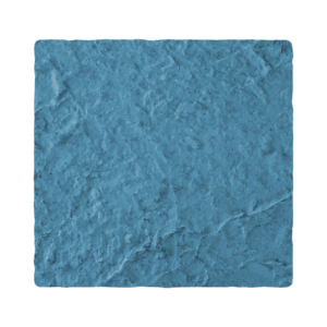 RockMolds LS104F Hawaiian Stone – Aggressive Texture, Light Salt Swirl, Seamless Skin Concrete Stamp, 18″, Floppy