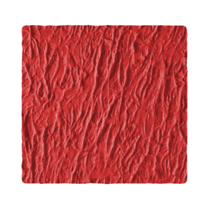 RockMolds LS205F Hawaiian Stone – Classic Braided Lava, Seamless Skin Concrete Stamp, 24″, Floppy