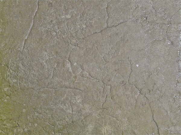 RockMolds LS201F Hawaiian Stone – Mini Fault Lines, Seamless Skin Concrete Stamp, 24″, Floppy