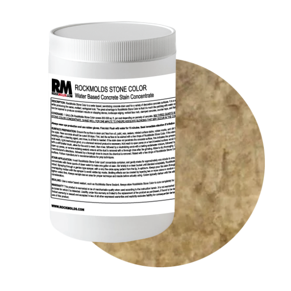 Water Based Stain – Flagstone Dark