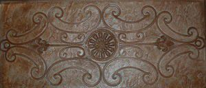 RockMolds Scroll Accent Border Stamp CSSR-SCRLL