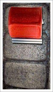 RockMolds Victorian Border Concrete Stamping Roller Set- 4 pc CROL-VICT