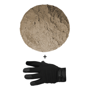 SpidaStamp: Rough Coral, Seamless Skin, 9″, Floppy With Gloves