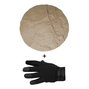 SpidaStamp:  Maui Wailea Stone, Seamless Skin, 9″, Floppy With Gloves