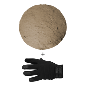 SpidaStamp:  Three Rivers Flagstone, Seamless Skin, 9″, Floppy With Gloves