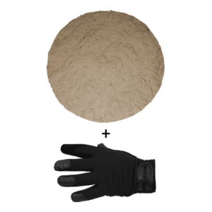 SpidaStamp: Sandstone, Seamless Skin, 9″, Floppy With Gloves