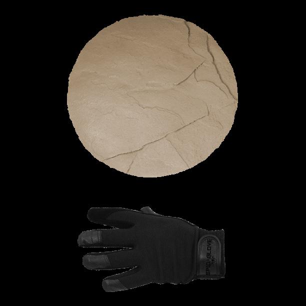 SpidaStamp: Desert Flagstone, Seamless Skin, 9″, Floppy With Gloves