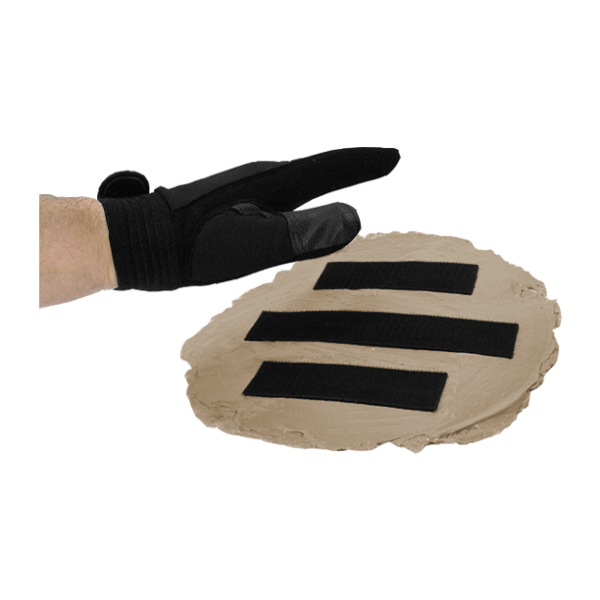 SpidaStamp: Humbolt Canyon, Seamless Skin, 9″, Floppy With Gloves